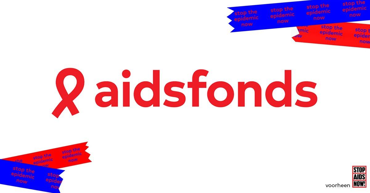 STOP AIDS NOW! en Aidsfonds bundelen vanaf 1 december hun krachten. Óók op Twitter. Volg ons nu via @Aidsfonds! https://t.co/CO35s45hmP