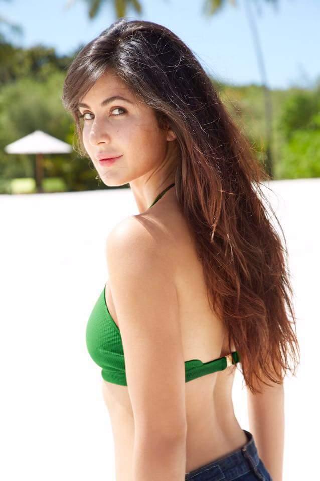 Katrina kaif sexy bikini, bra photos