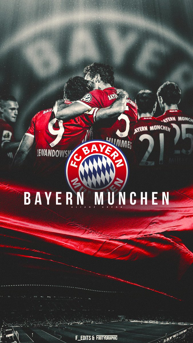 Fredrik On Twitter Bayern Munchen Mobile Wallpaper Fcbayernus Imiasanmia Fcbayernen Bayern