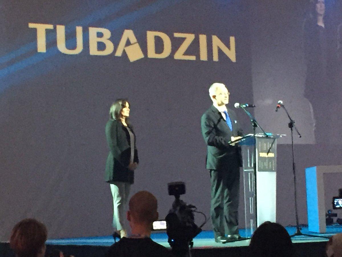 Nowa fabryka #innovation @GrupaTubadzin @MR_GOV_PL,  wspieramy polskie produkty. https://t.co/6hWIezAlUa