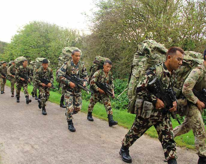 नेपाली सेनाले विमानस्थल बनाउने