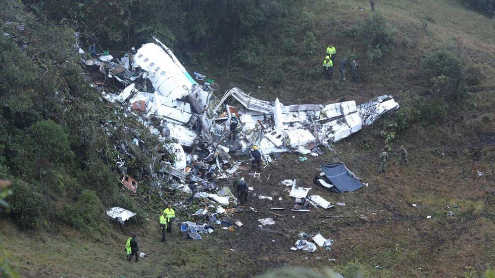Perchè è caduto l'aereo in Colombia con a bordo il Chapecoense