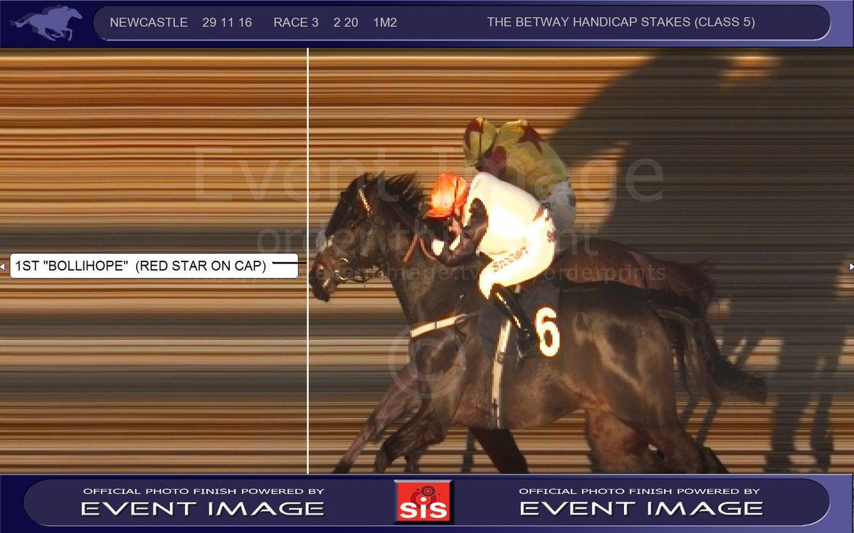 Bollihope beats Taopix by the minimum margin of a nose in the @betway Hcap Div 1 #AWChamps https://t.co/OvVCt08Pv6