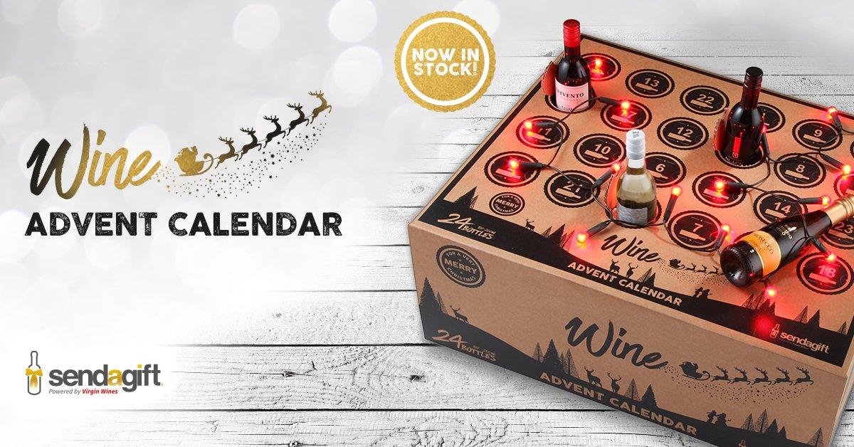 Virgin Wines Advent Calendar.The Wine Advent For Christmas 2016