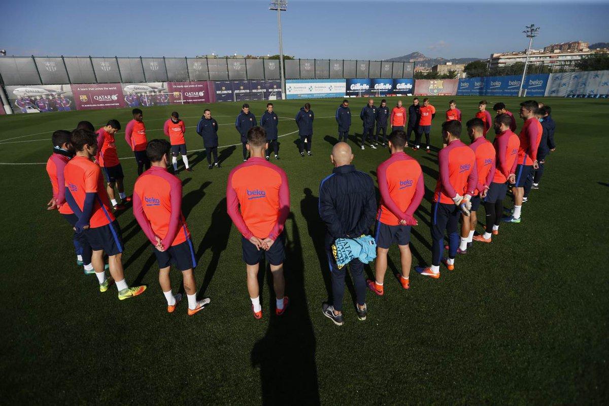 Boca, River y varios equipos del mundo hicieron un minuto de silencio por la tragedia de Chapecoense