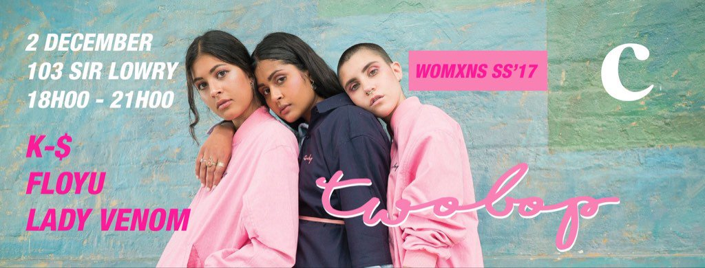 And if you didn't know, we're launching our 1st ever woman's collection this Friday. Skrik wakker! https://t.co/jJrhoAD9oy