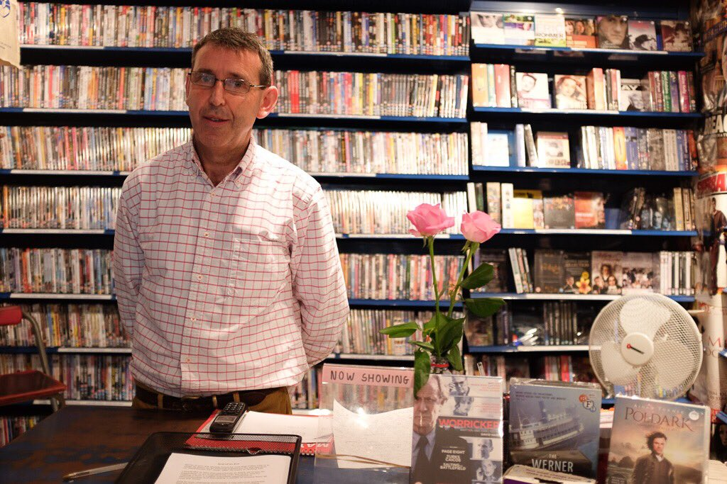 The answer for @mubi lay in the past. A smaller library, with careful curation, like a well-run video shop https://t.co/M2Sbt8p2cq
