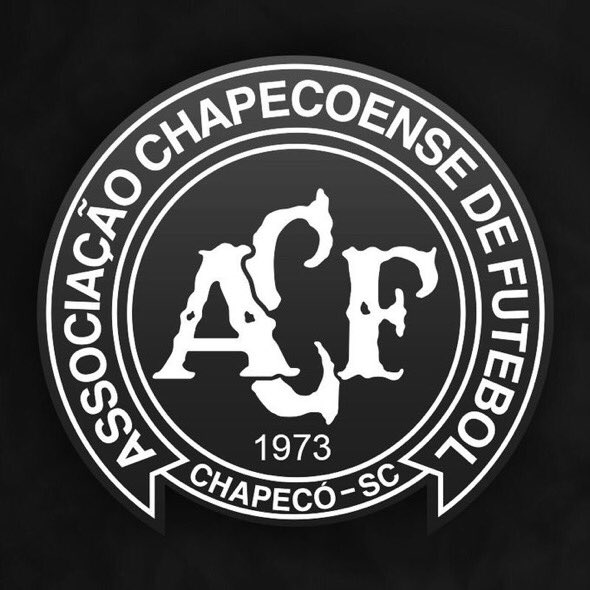 Thoughts and prayers with Chapecoense. Devastating news that hit close to home. #ForçaChape