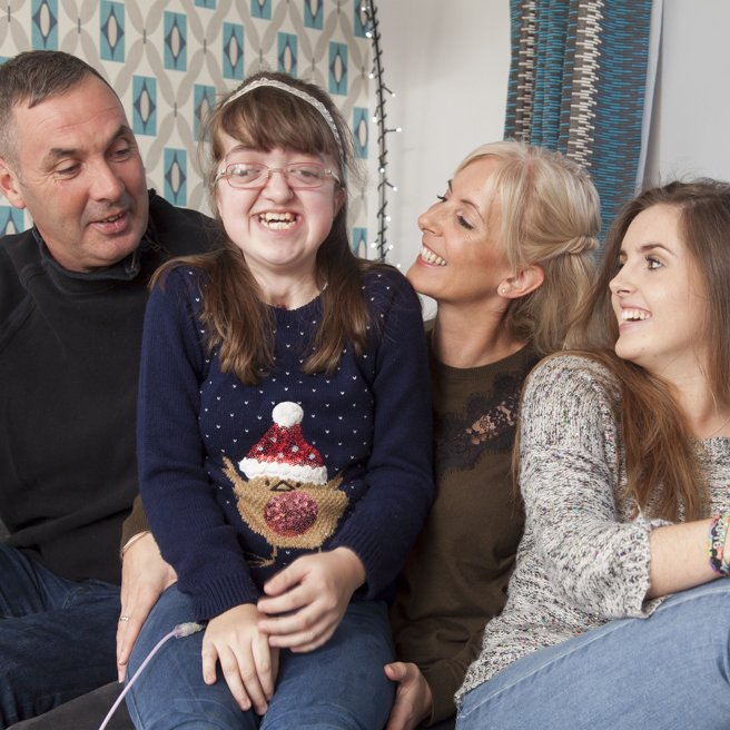 gosh charity on twitter meet isobel who was born with pfeiffer
