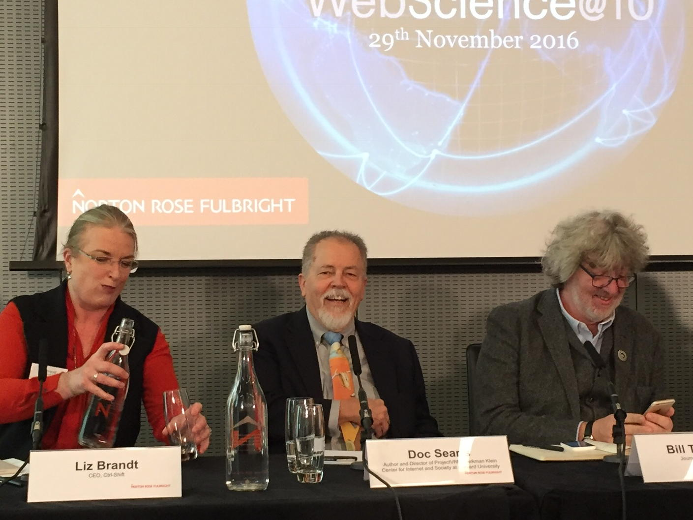 Great to see @dsearls and great smile.  @websciencetrust #WebSci10 https://t.co/cco6jcZ6iJ