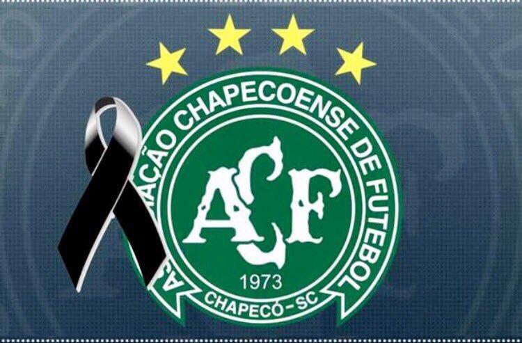 Qué tristeza! #FuerzaChapecoense https://t.co/oBczknchjk