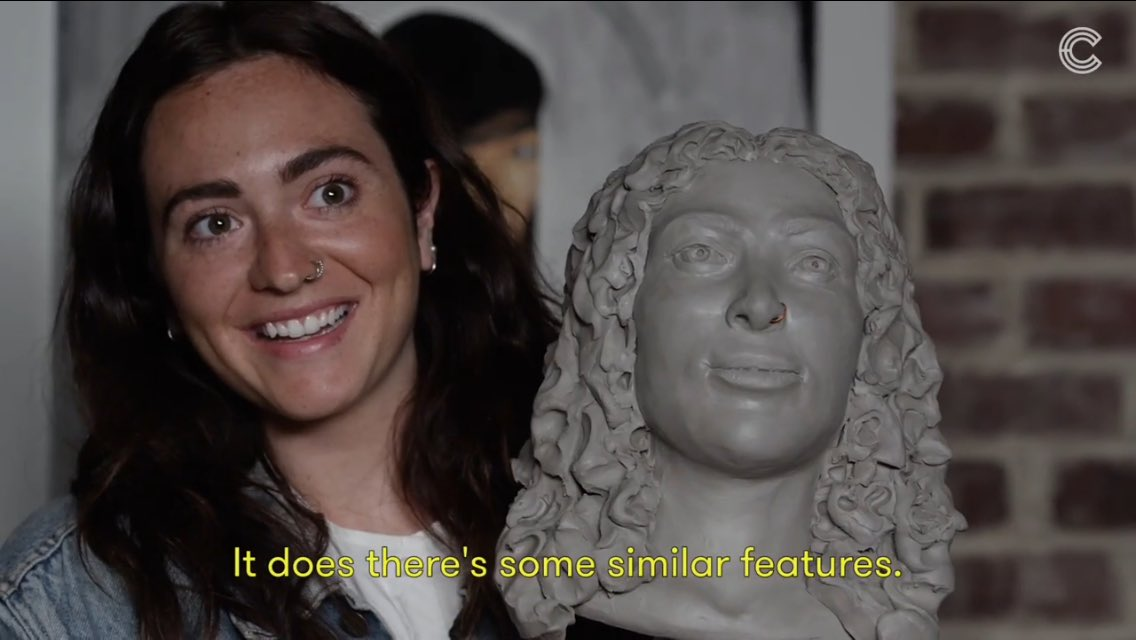 New Video Alert Blind People Describe Their Loved Ones To A Sculptor Https Youtu Be Xkvasxau5vy Pic Twitter Com Ywaqntdfju