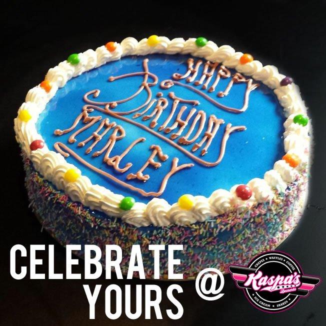 Kaspas Desserts On Twitter Hi Amber Our Birthday Cakes Range From