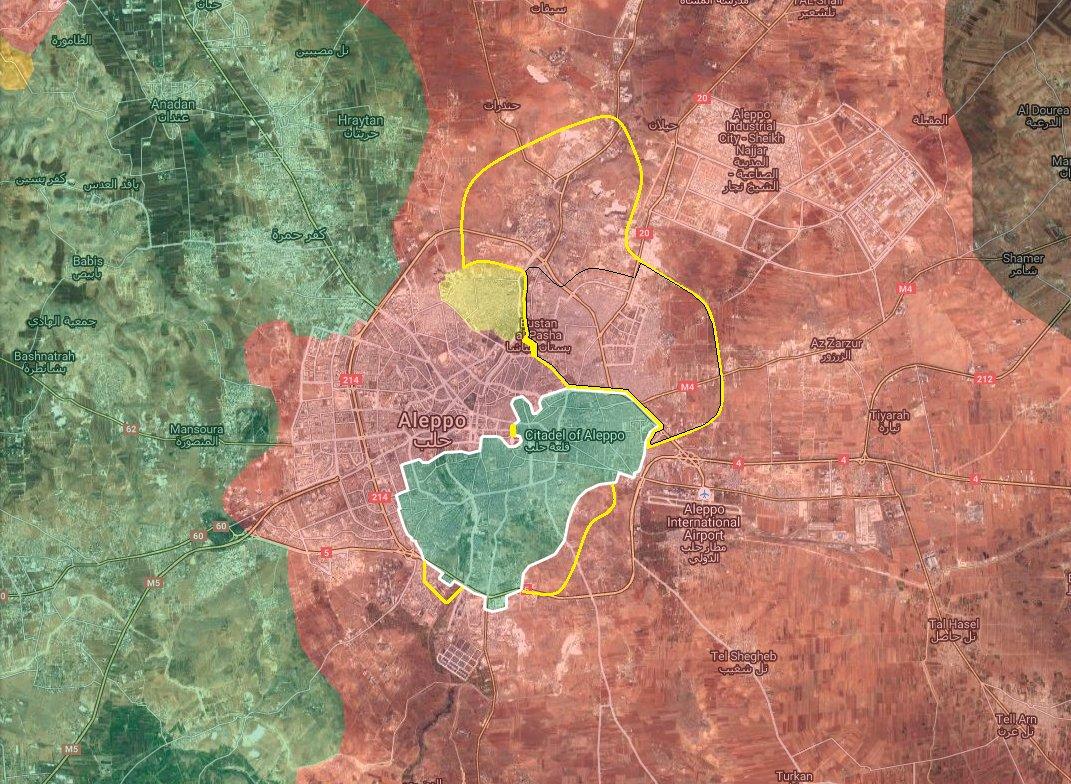 Syrian Civil War: News #10 - Page 23 CyceKUxWEAAIoNm
