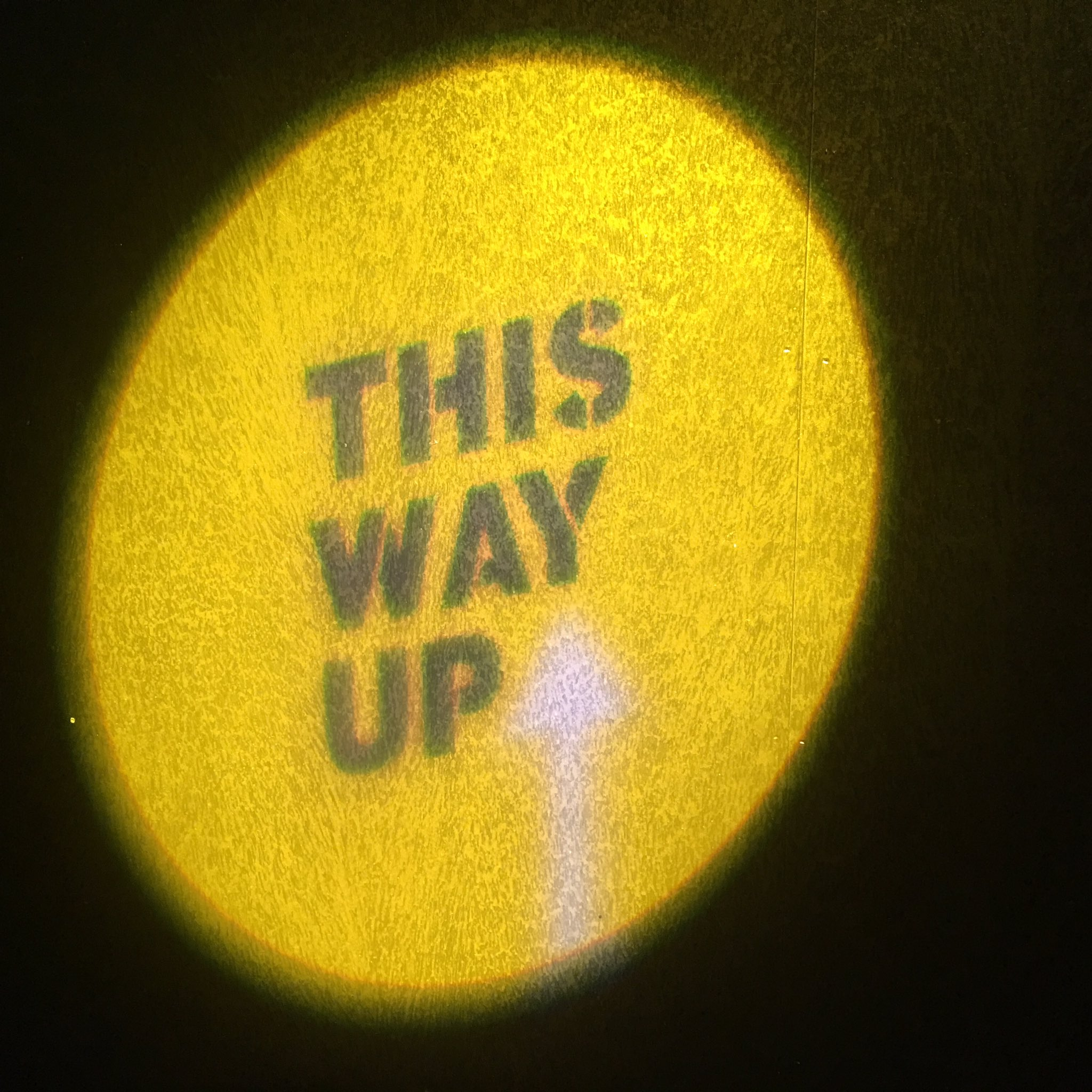 I'm coming out of DJ retirement for 1 night only for @thiswayupcon drinks at Glasgow Art School #ThisWayUp16 https://t.co/zaMABL1TfT