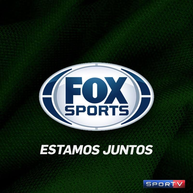A todos os amigos do Fox Sports, nossos mais sinceros abraços e cumprimentos. Estamos juntos.