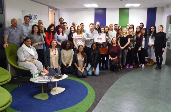 .@TPPRecruitment have raised over £250 this #GivingTuesday and are still going strong! https://t.co/ftkWEJAXra