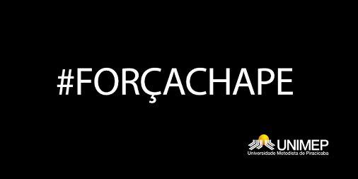 Nossas orações estão voltadas à recuperação dos sobreviventes e ao conforto às famílias #ForçaChape https://t.co/COPI6CvEcs