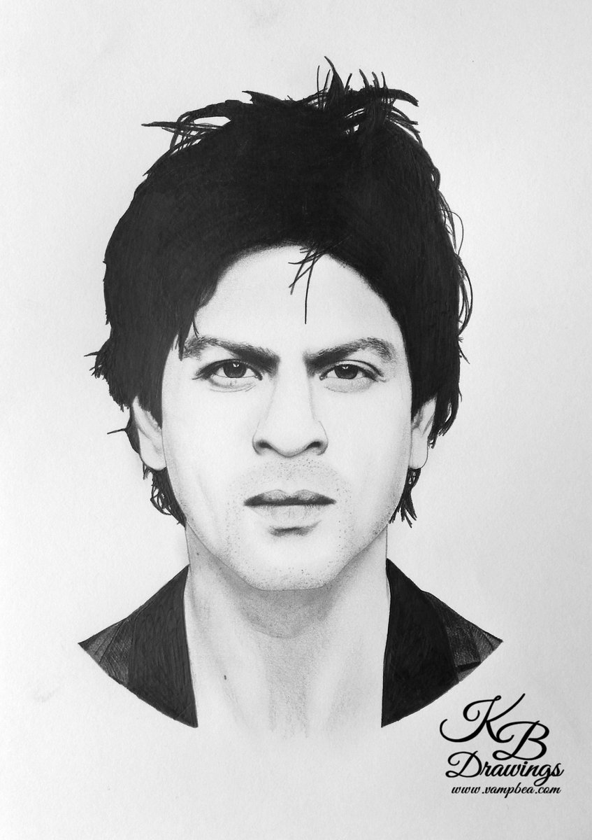 Kristin Drawings On Twitter A Drawing I Made Of Bollywood Actor Shahrukh Khan Shahrukhkhan I Used Around 4 Hours On This Art Artwork Illustration Tegning Https T Co Wwwf6rsrsj