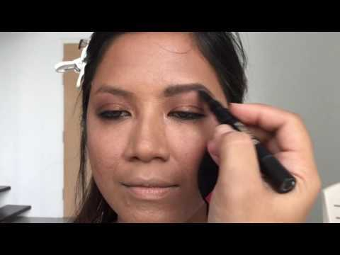 TAN SKIN MAKEUP TUTORIAL by Nvd Ism