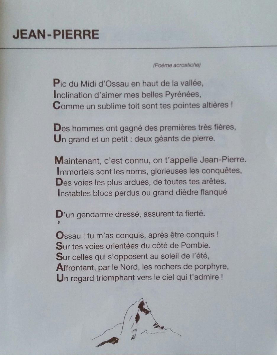 Claudine Vigneau En Twitter At Duossau Poeme écrit Par Mon