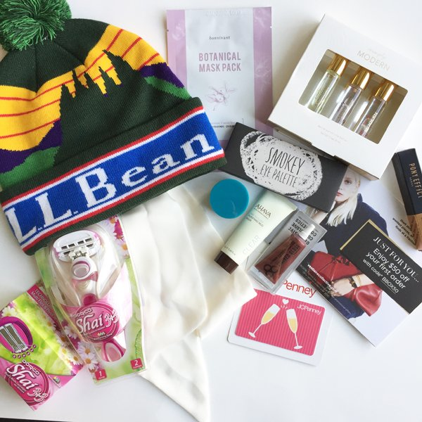 What's Inside My Fall #RANBonusBox? Featuring Nordstrom, L.L. Bean, Topshop + More