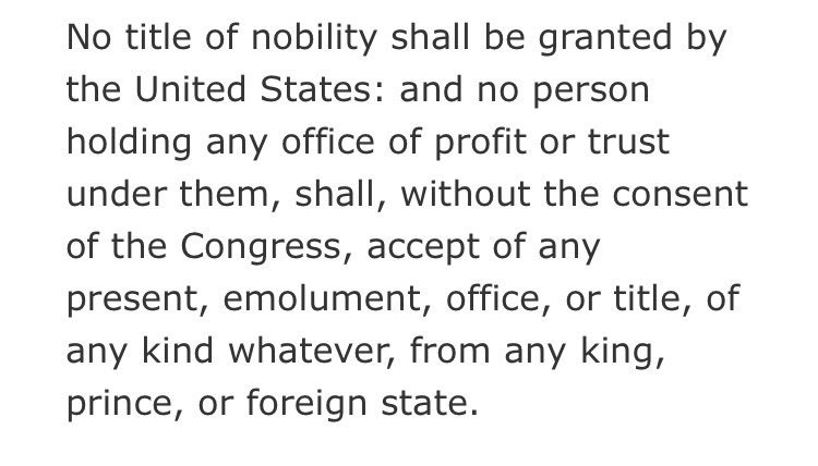 article 1 section 8 clause 8 of the us constitution
