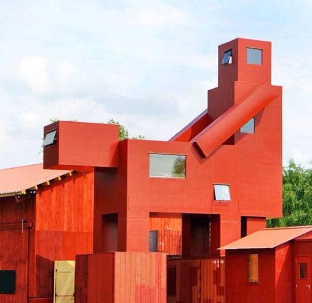 """""""Это новая кожа"""", - Театр на Подоле презентовал фасад отреконструированного здания - Цензор.НЕТ 478"""