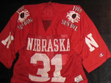 Husker jersey I have never seen before - Husker Football ...