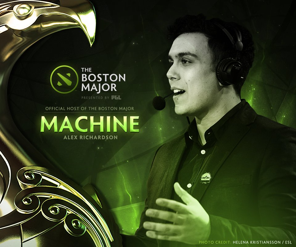 alex machine richardson