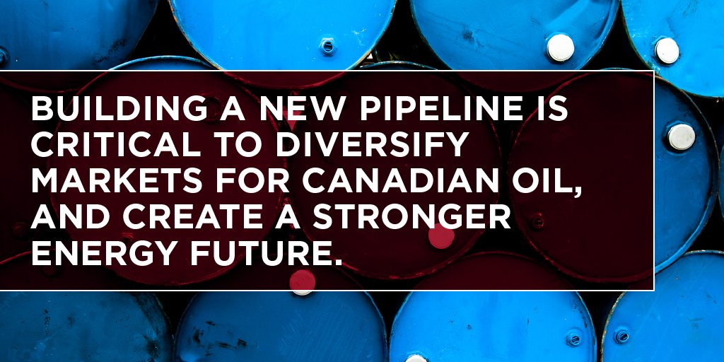 Trans Mountain approval marks Canada's opportunity to compete globally.  #cdnpoli #KinderMorgan #TMX https://t.co/E2ZhIfTR7a