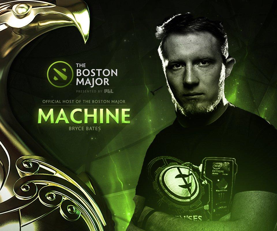 dota 2 machine