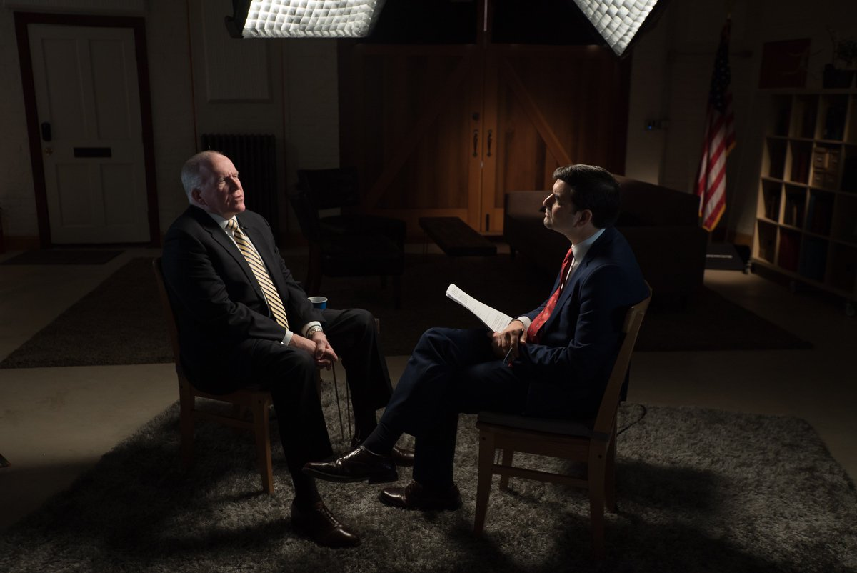 CIA chief's warning to Trump