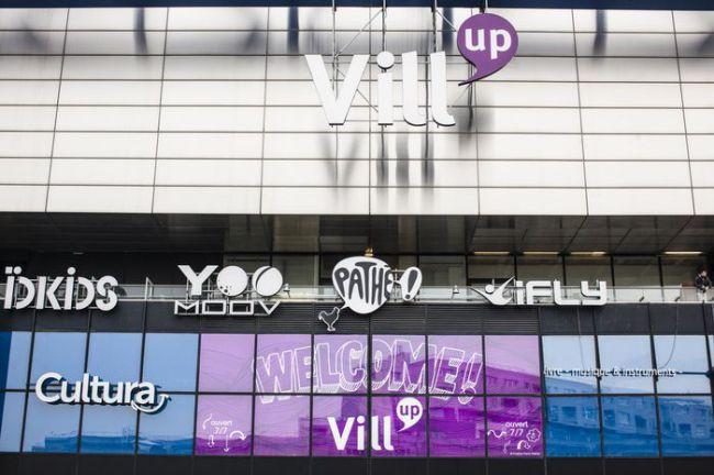 Top départ pour villup le nouveau centre commercial de la villette à paris dlvr it mmlxs9