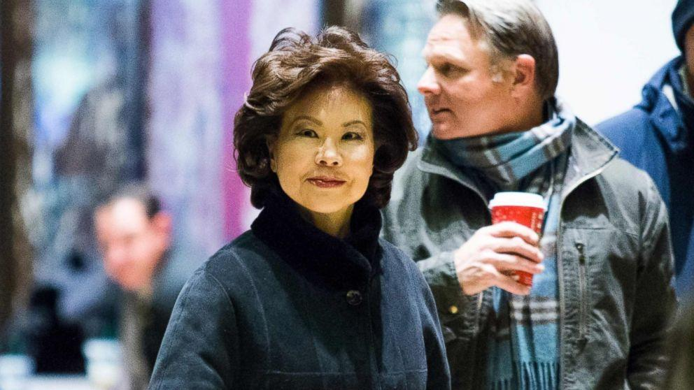 #Elaine #Chao: Everything You Need to Know about Trumps Pick for Secretary of #Transportation  http:// abcn.ws/2g3PyEq  &nbsp;  <br>http://pic.twitter.com/gqNHZlqf6H