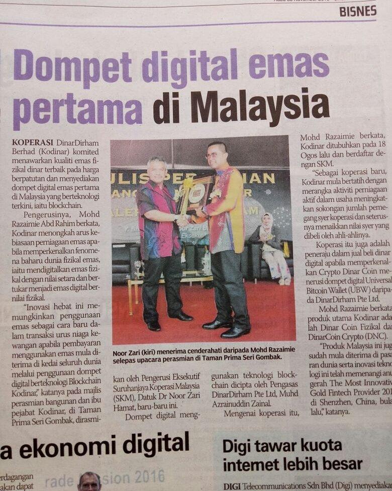 Bitcoin News Malaysia