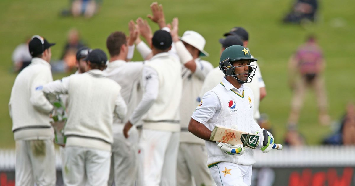Pakistan's woes in New Zealand points to sudden Test decline
