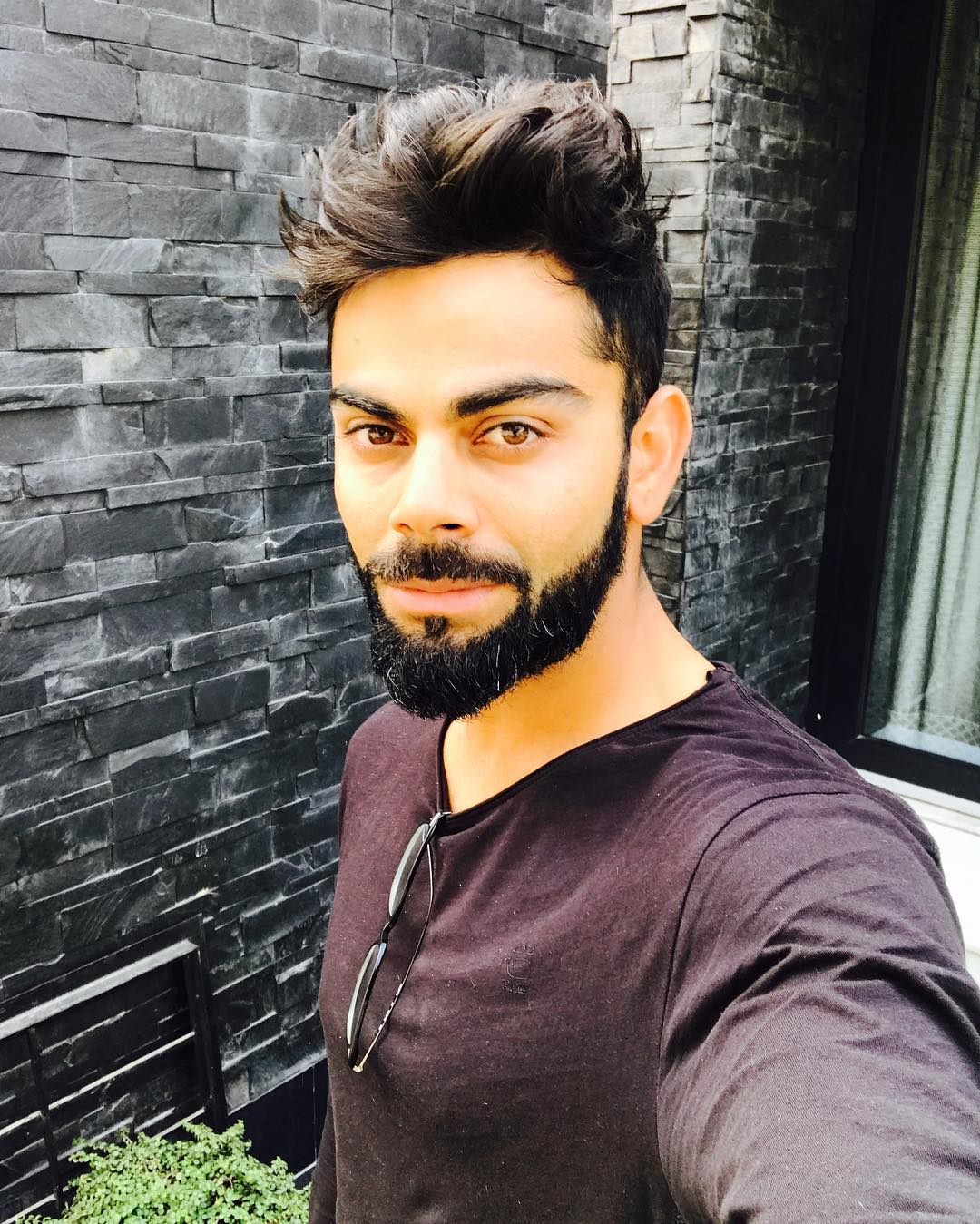 virat koholi hair style virat kohli on quot a lazy day at home is all you 9130