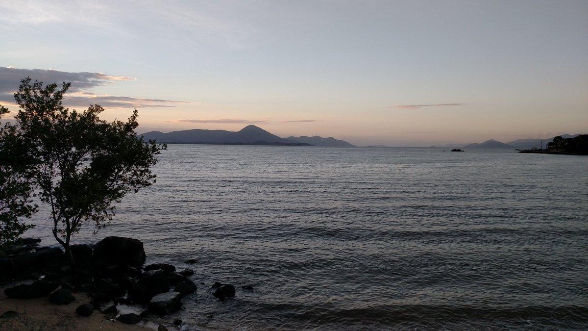 Bom dia!! Florianópolis SC Brasil 18°C https://t.co/g4dSpqFl8x
