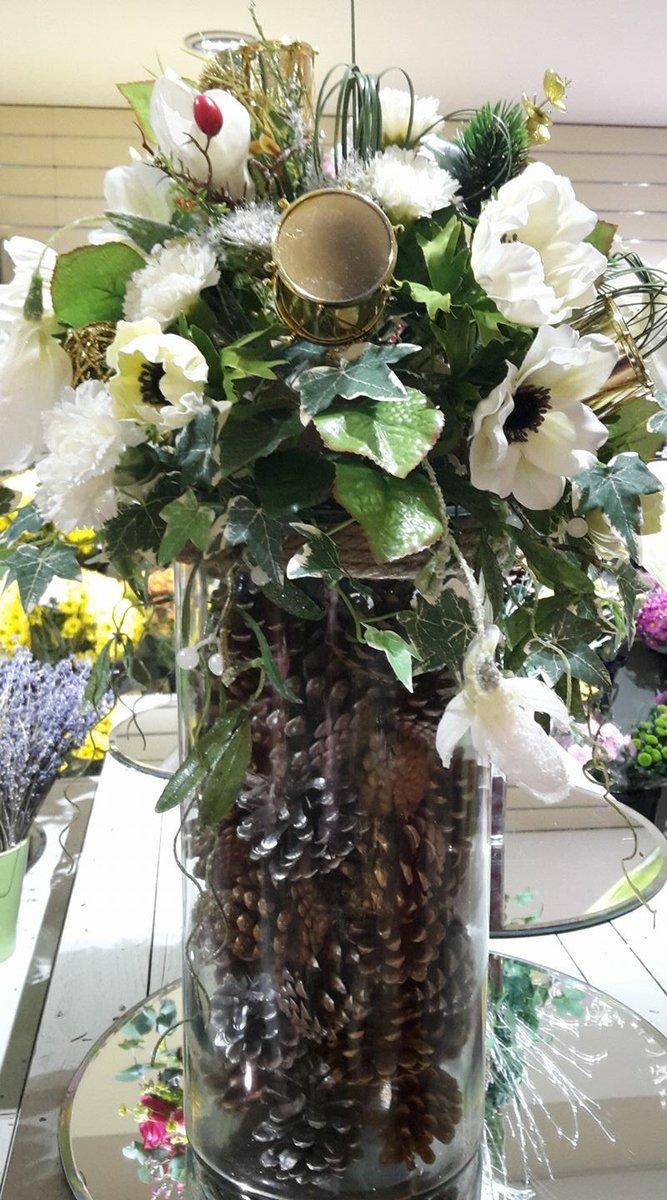 Flower city florist on twitter beautiful silk xmas arrangements mightylinksfo