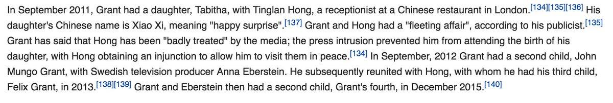 Hugh Grant has had a wild 2010s