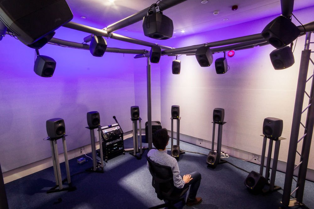 New 3D sound 'Listening Room' gets £100,000 research grant ow.ly/CiQ2306ERLc @HuddersfieldUni