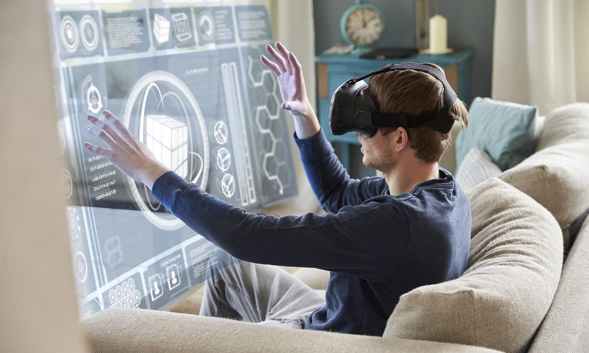 What Happens When You Merge Virtual Reality with Big Data