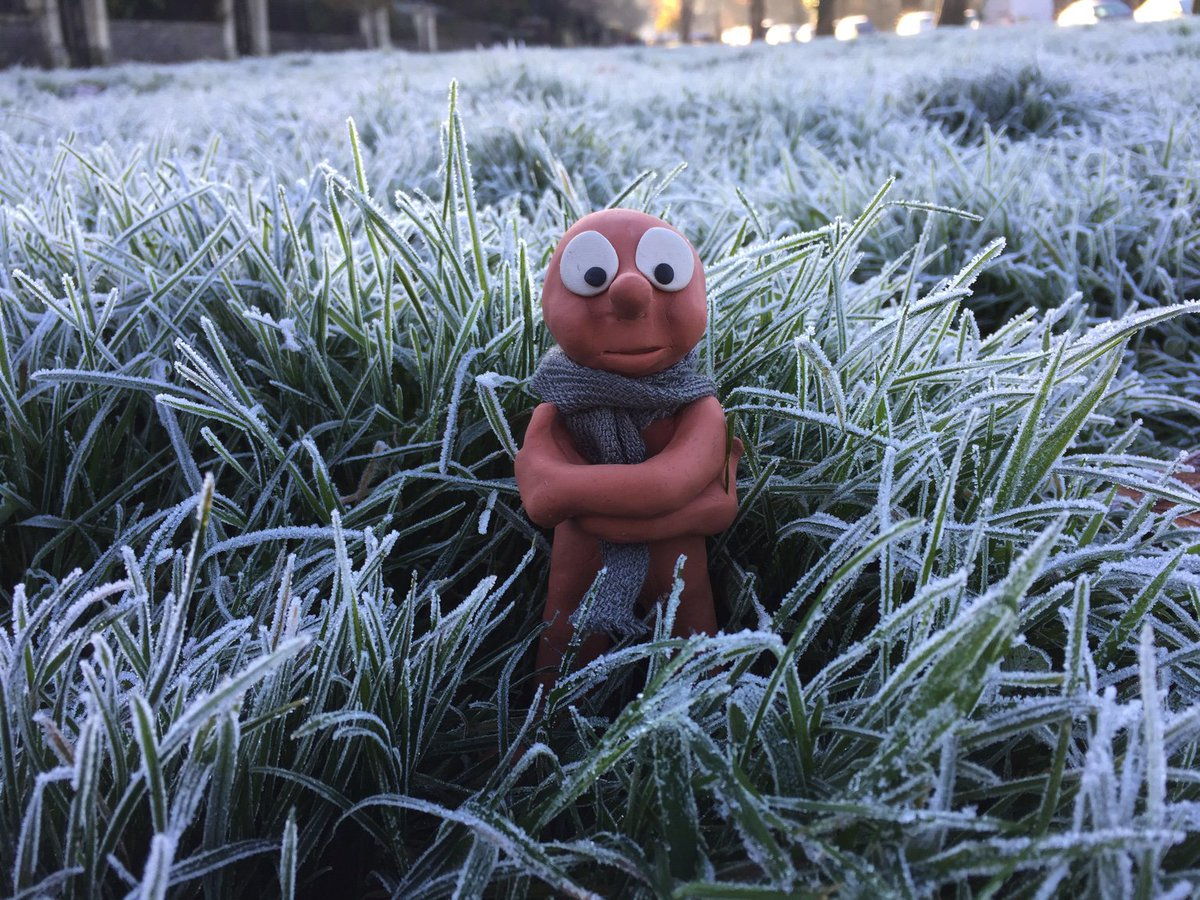 "And today's weather report? That'll be ""brrrrrr"" @AmazingMorph @aardman @BBCSWWeather V https://t.co/aXLv0IlCk0"
