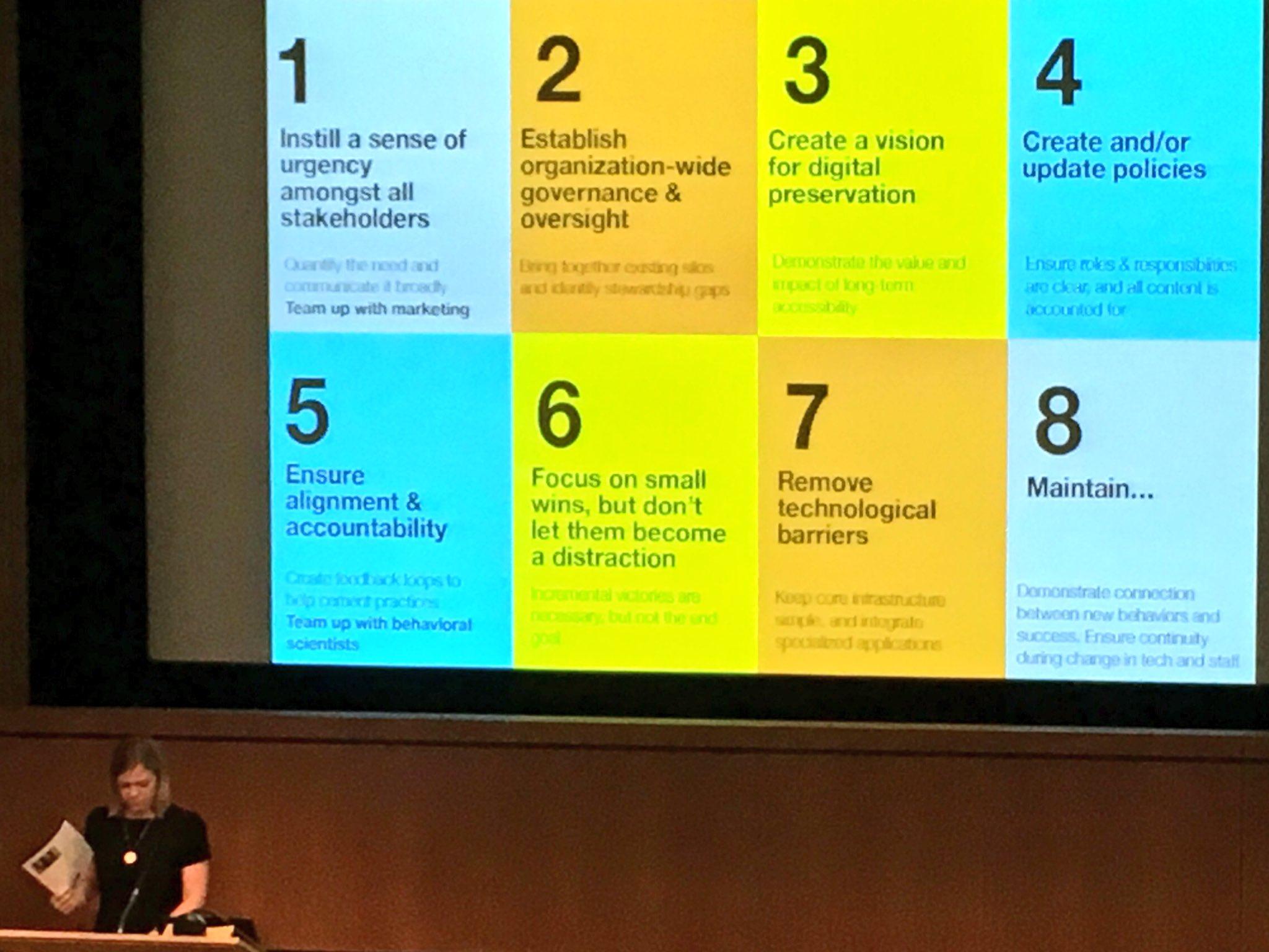 Key tips to cap off @kvanmalssen keynote at  #PERIconf2016 @PericlesFP7 #dpc https://t.co/1Wv6UQZkit