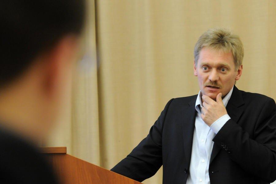 Песков прокомментировал слова о возможных атаках хакеров из России на выборах в Германии