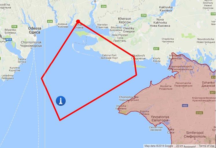 Минобороны пока не фиксировало провокаций со стороны РФ в ходе проведения ракетных стрельб - Цензор.НЕТ 8786