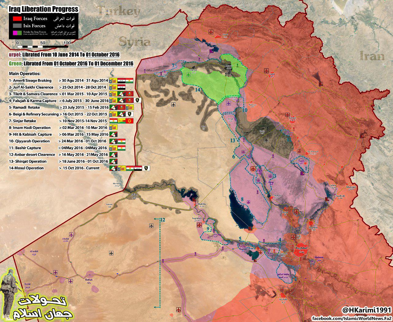 an argument in favor of national liberation in iraq and the departure of us led forces