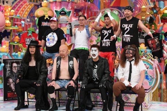 WWE芸人