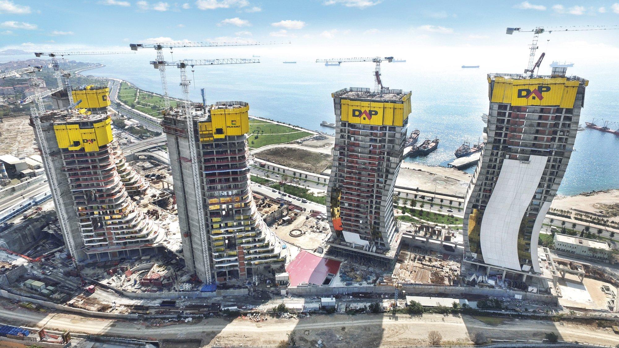 "Doka on Twitter: ""Eye-catching architecture – Istanbul ..."